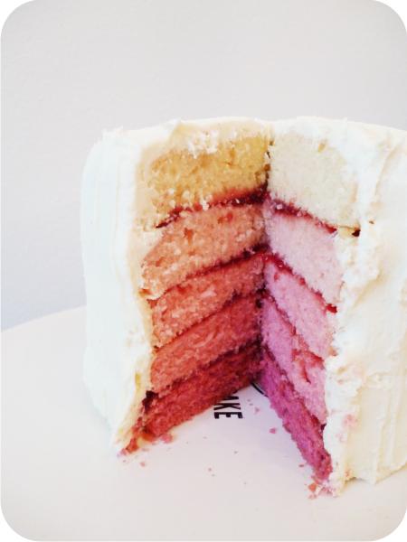 laagjes taart recept