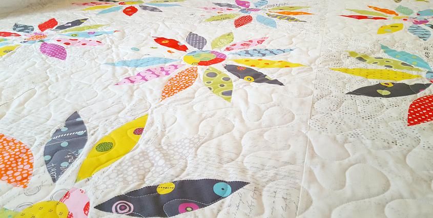 Hey Dot fabric By Zen Chic